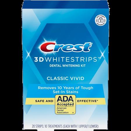 Crest 3D Classic Vivid