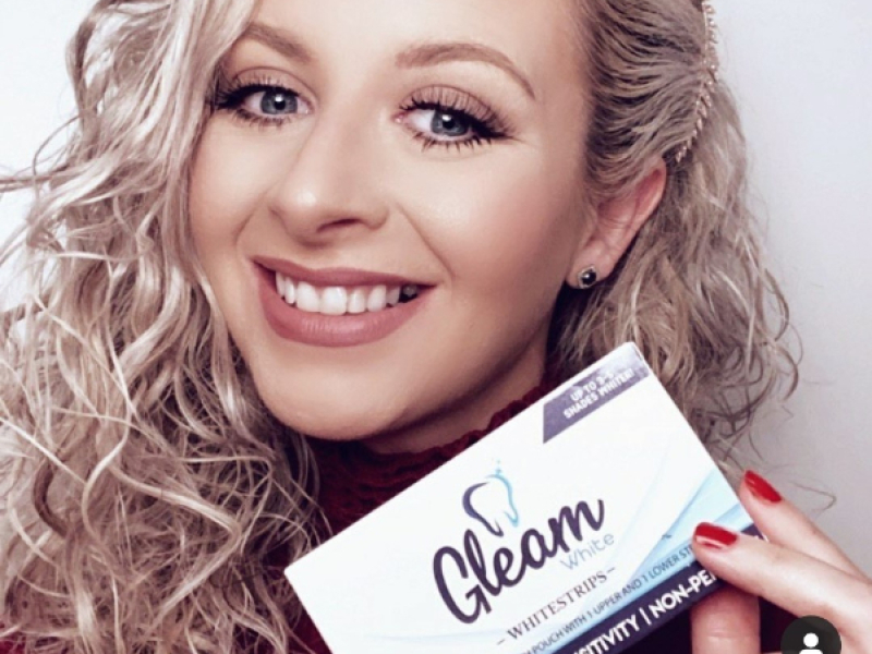 Teeth whitening strips Ireland