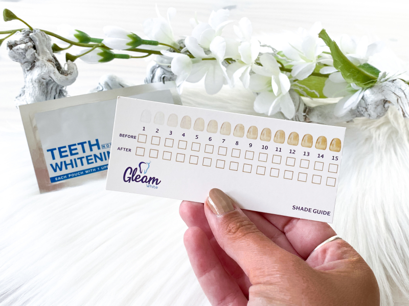 top 5 teeth whitening products
