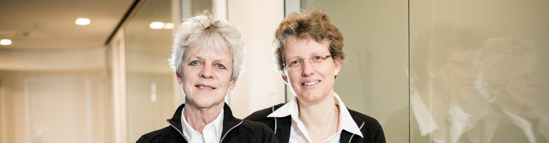 Cocky en Yvonne Erkend Voetentrainers