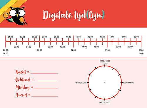 digitale klok groep 5