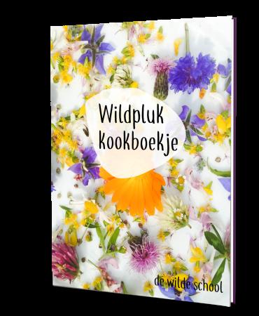 Gratis wildpluk kookboekje