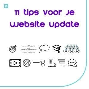 11 tips om je website meer conversie te geven