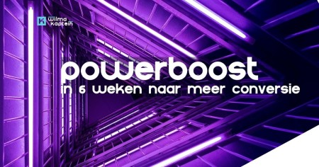 PowerBoost je business: meer klanten via je website