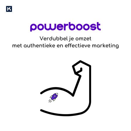 PowerBoost: groei authentiek en effectief