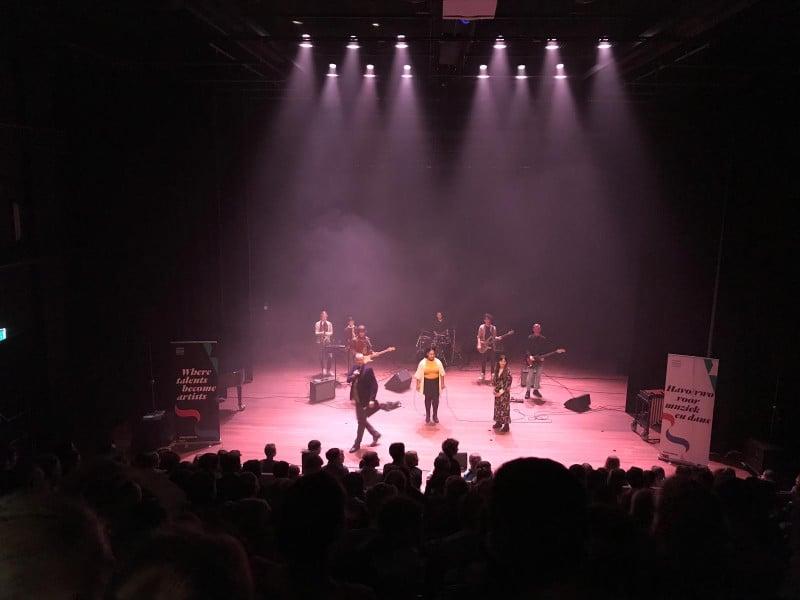 Presentaties Wil Hendriks grote podia