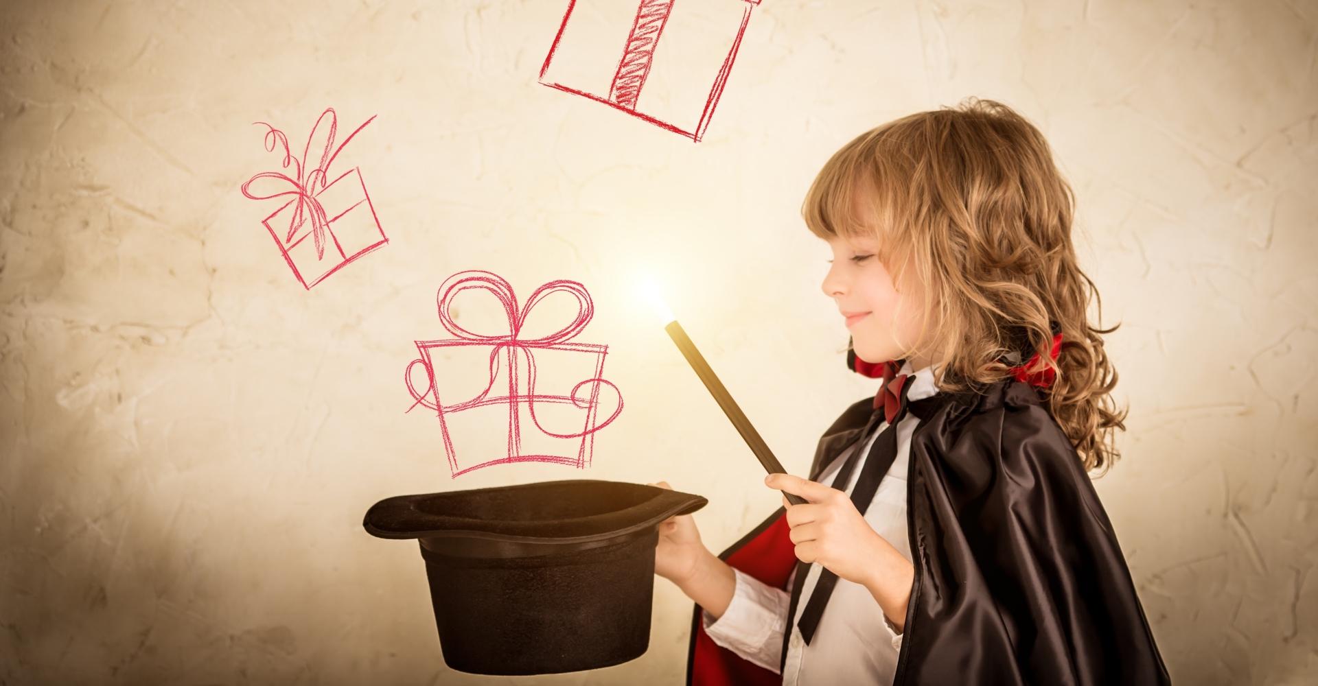 Goochelaar Wil Wonder op jouw verjaardagsfeest?