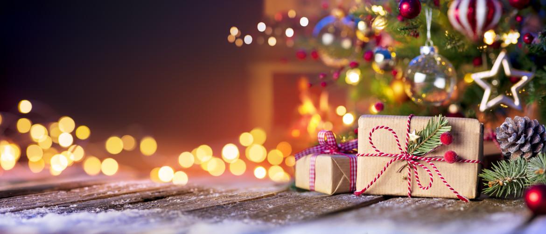 Kerstmis is raak