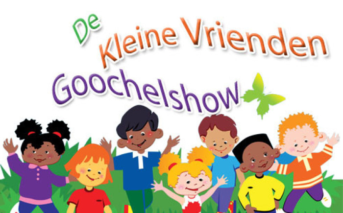 Goochelshow over pesten
