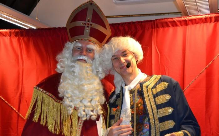 Goochelshow Sinterklaas