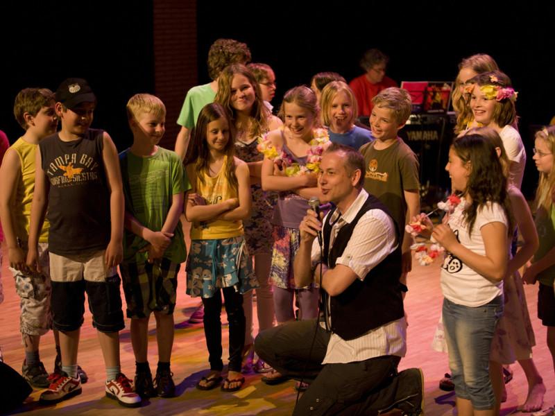 Presentaties Wil Hendriks voor jong publiek