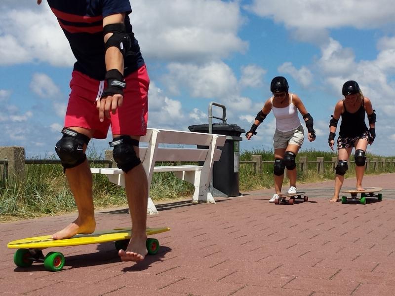 clinic longboarden