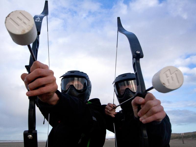 ArcheryTag schutters