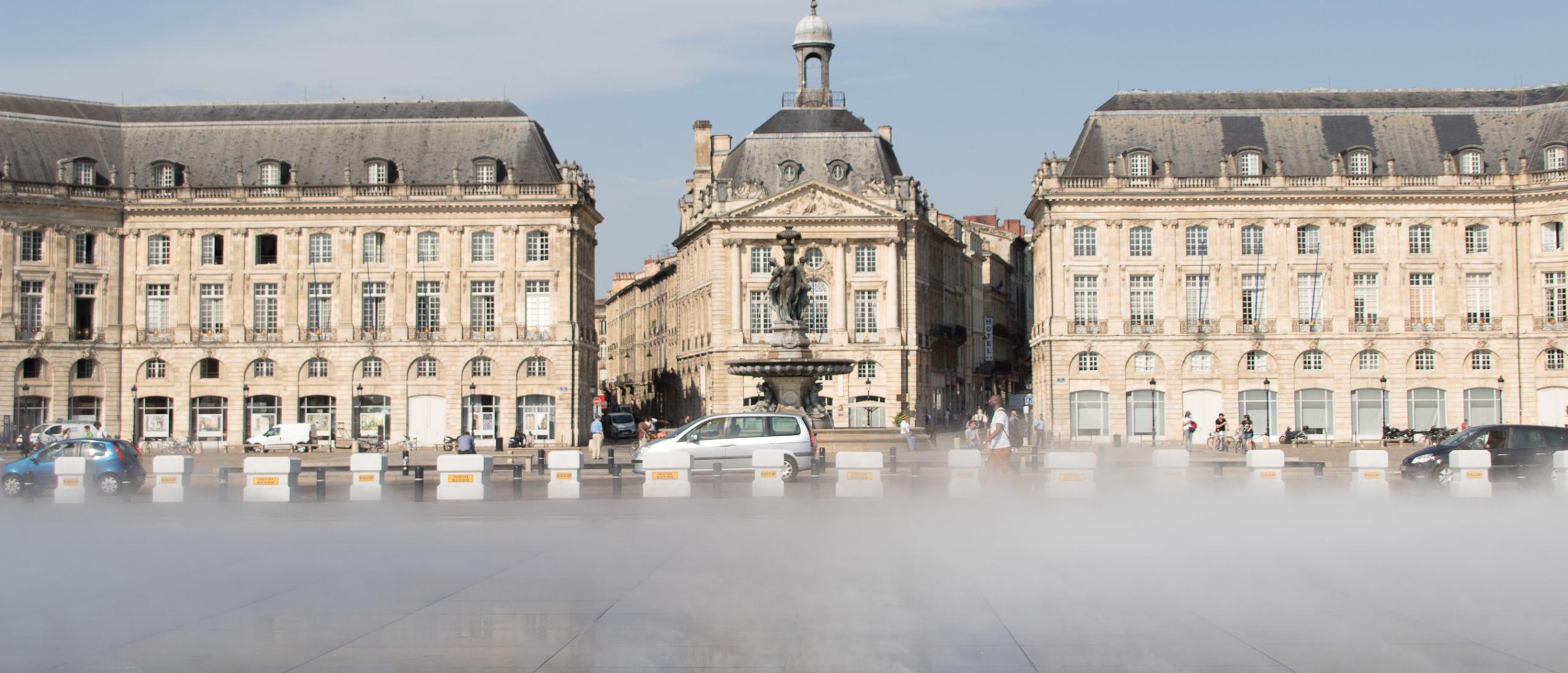 It's so Bordeaux ...