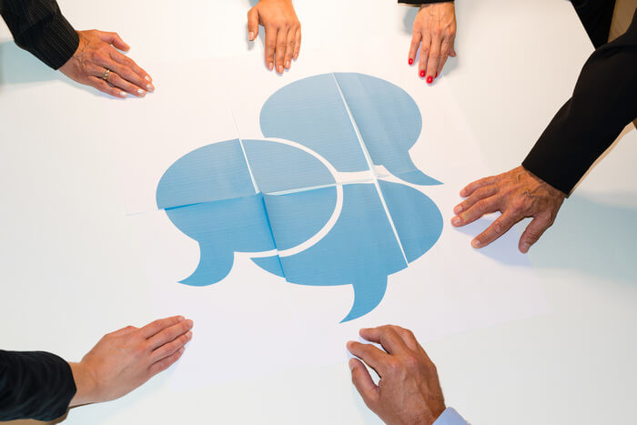 dynamiek in teams open dialoog