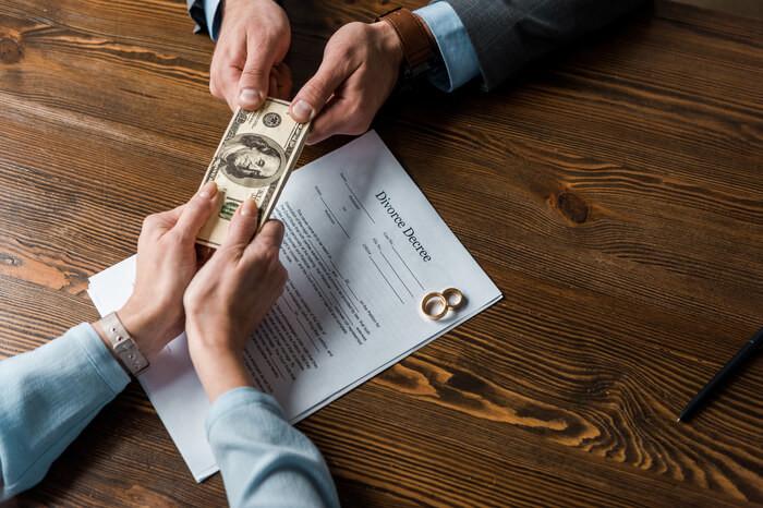 fiscale gevolgen na scheiden
