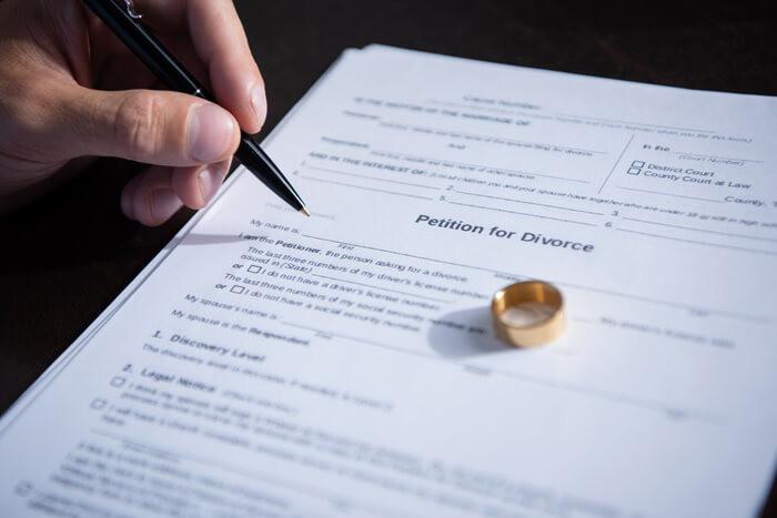 hoe verloopt een scheiding