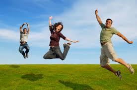 Bewegen is goed om stress tegen te gaan!