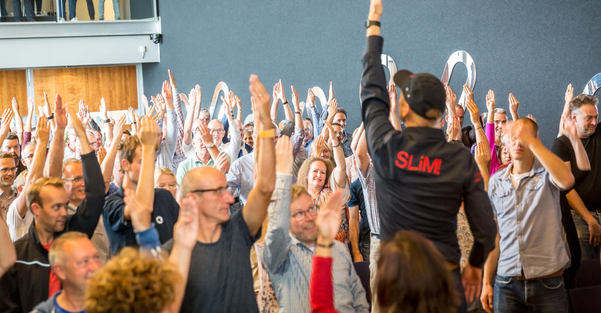 Inspirerende spreeksessies en online webinars over vitaliteit, talent en teamwork