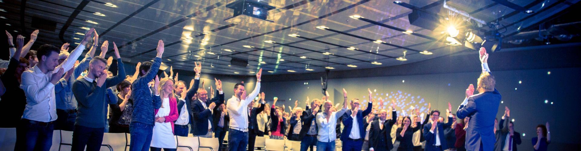 Inspirerende online en live spreekshow over talent en vitaliteit