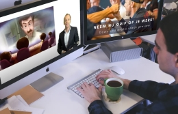 Online Training Team Succes bij online samenwerken