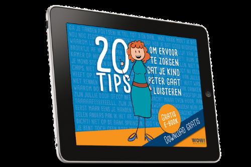 20 tips om ervoor te zorgen dat je kind beter gaat luisteren
