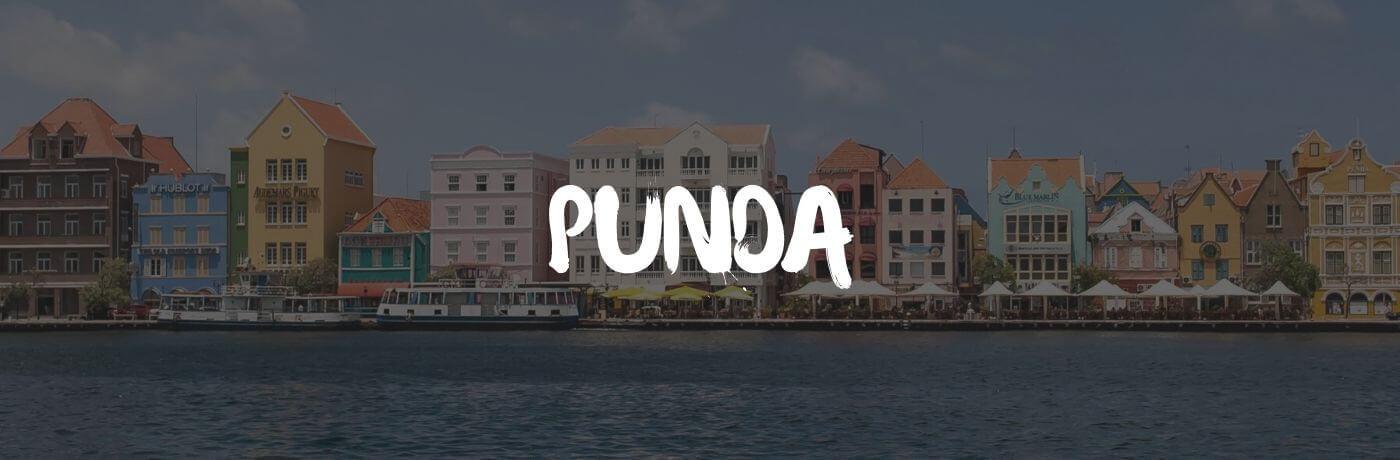 Punda: Curaçao