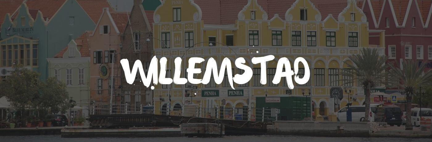 Willemstad: de hoofdstad van Curaçao