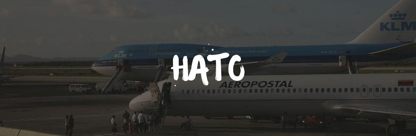 Hato Airport Curaçao