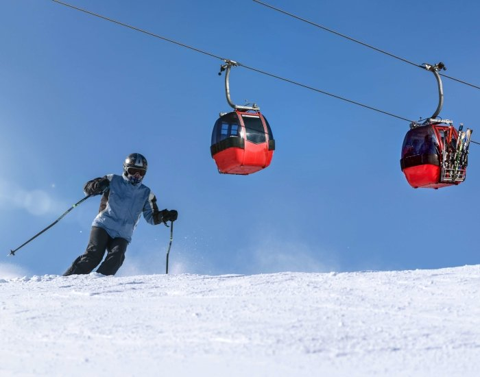 Hoe moeilijk is het om te skiën?