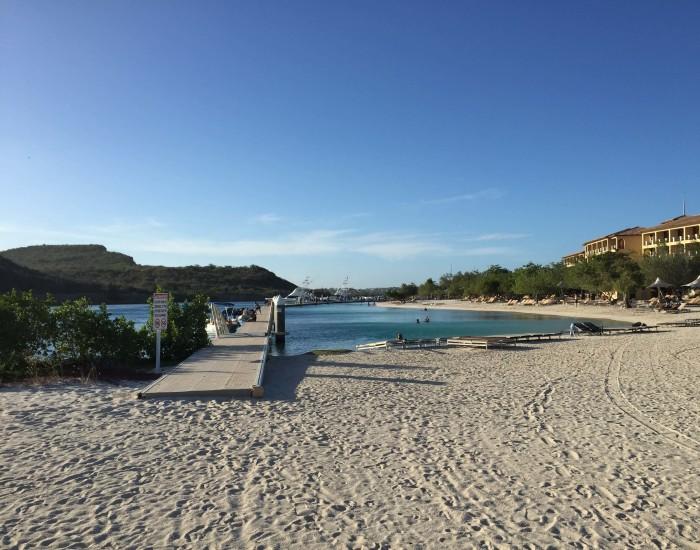 Hoe warm is het op Curaçao?