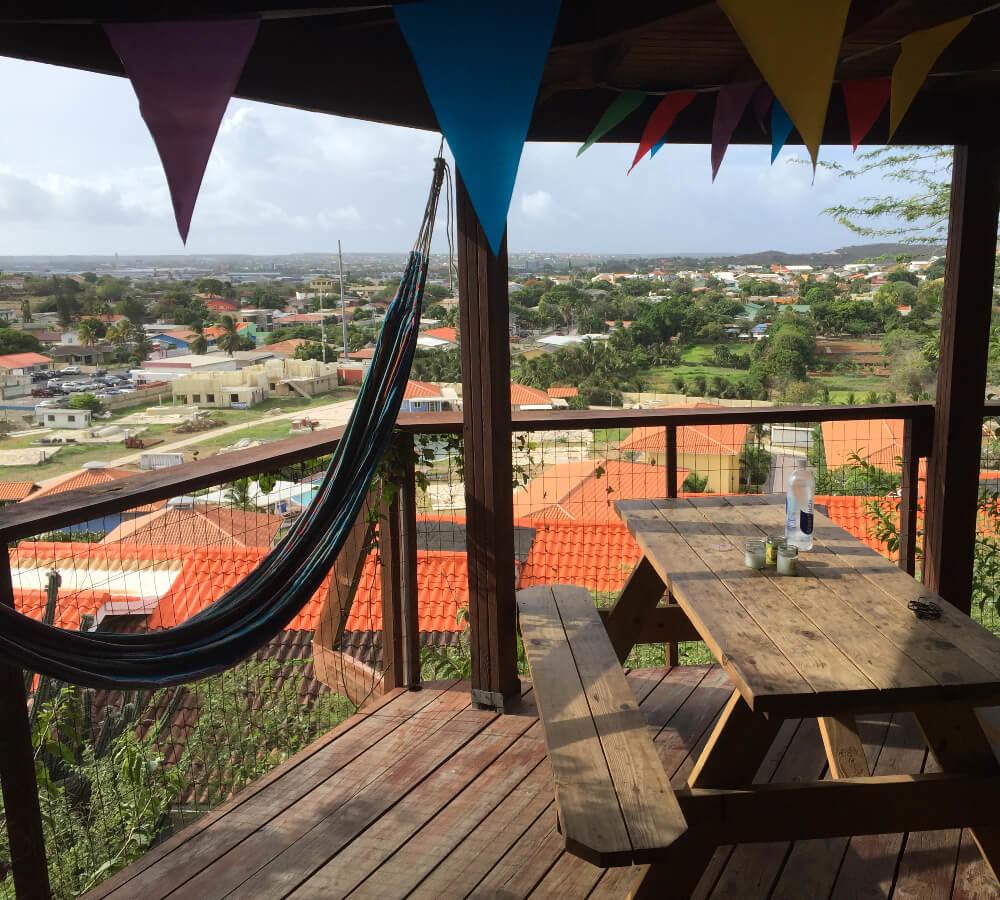 Wonen in Kas Biba Bon op Curaçao