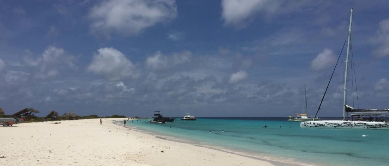 Een boottrip naar Klein Curaçao met BlueFinn Charters