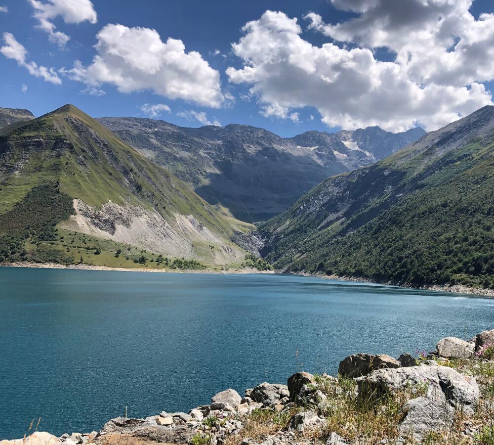 Lac du Grand Maison
