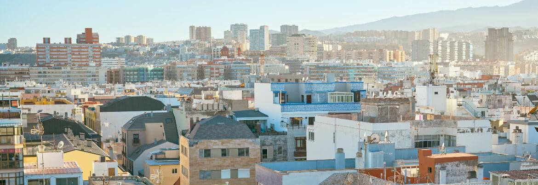 Las Palmas: de 9e stad van Spanje