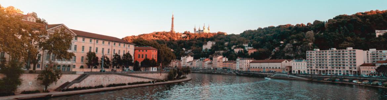 De grootste steden van Frankrijk: Lyon