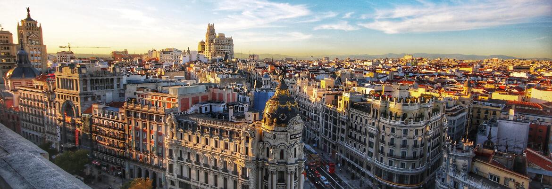 Madrid: de grootste stad van Spanje