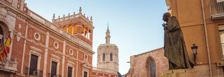 Valencia: de 3e stad van Spanje
