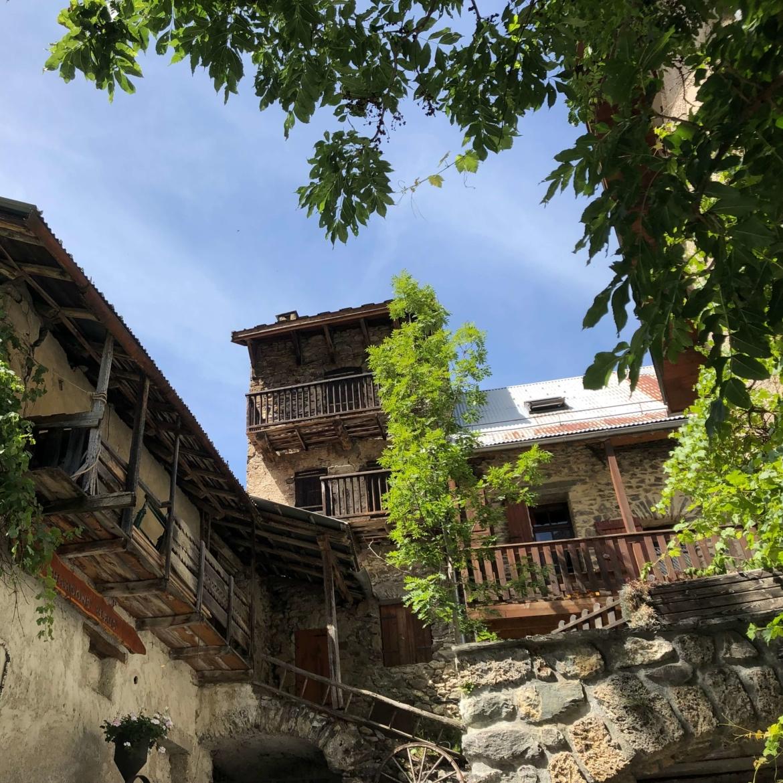 Venósc: een leuk dorp in Frankrijk