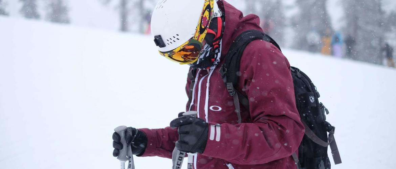 Skiën of snowboarden met een skirugzak: de voordelen
