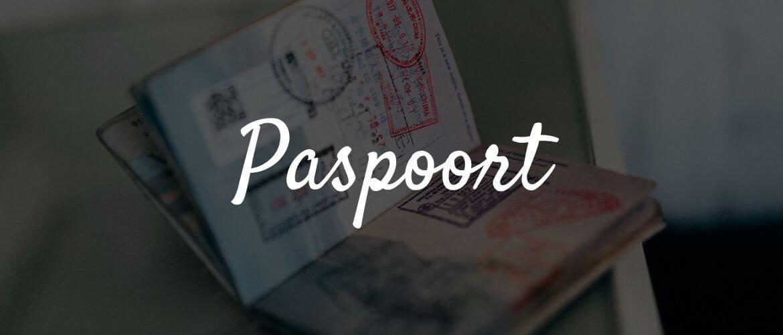 Wat is een paspoort?