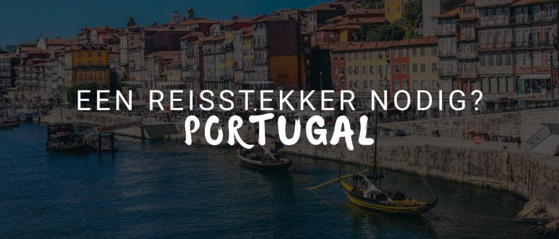Heb je een wereldstekker nodig in Portugal?