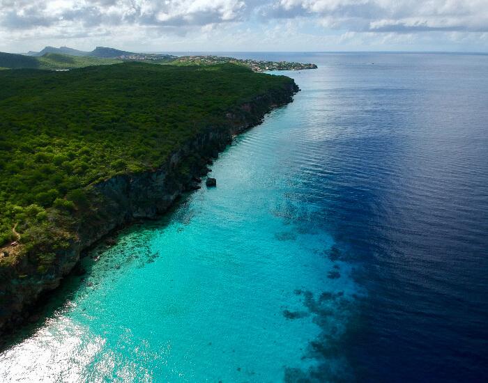 Reizen Curaçao