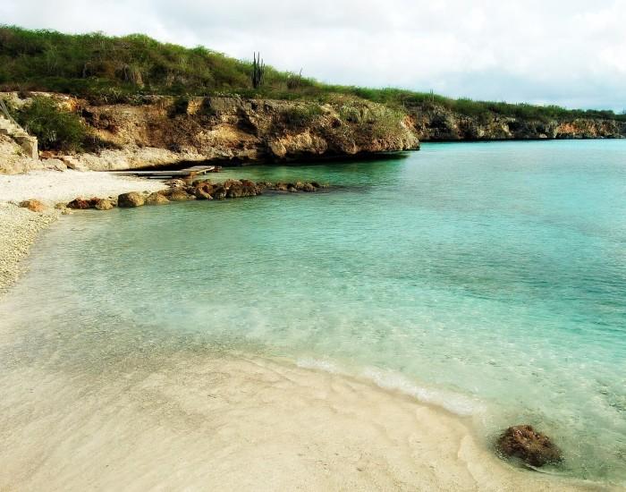 Verborgen stranden op Curaçao