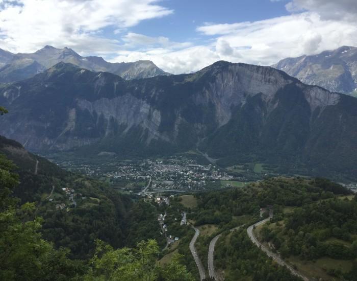 Is het moeilijk om de Alpe d' Huez te fietsen?