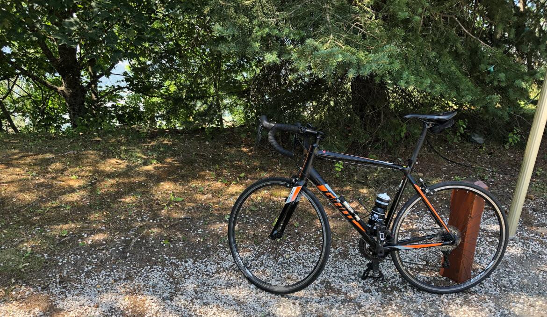 Alpe d'Huez ongetraind fietsen