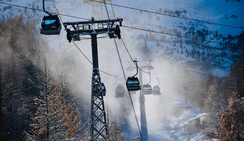 De basistechnieken van skiën