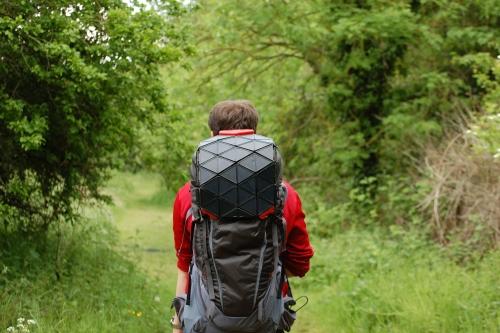 Beveiligen van de backpack