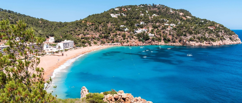 De top 5 allermooiste stranden van Ibiza
