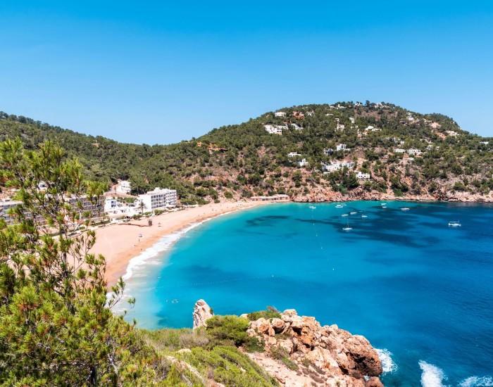 De top 5 mooiste stranden van Ibiza